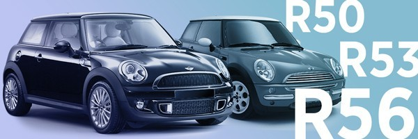 MINI from 2001 to 2013