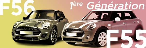 MINI from 2014 to 2017